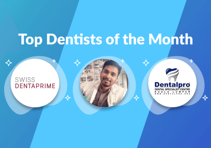dentists of the month October Blog Home page