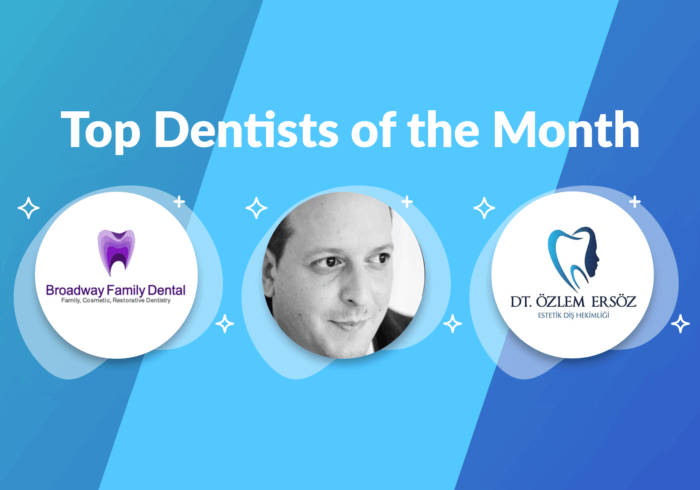 Dentist of the month Jan ins