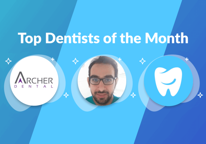Dentist of the month April ins