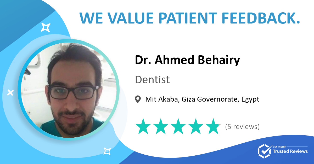 Dr. Ahmed Behairy
