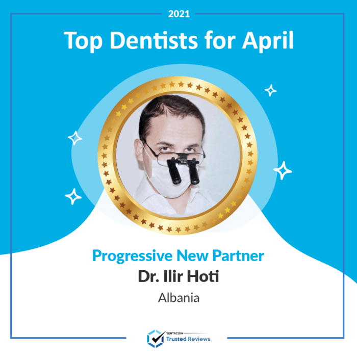 April Dentist of the month square