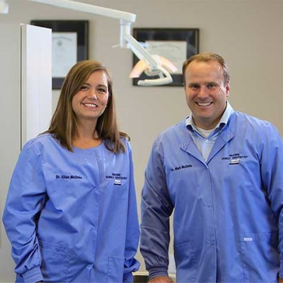 Reviews for dentist McOmie Family Dentistry in Chattanooga, Tennessee, United States