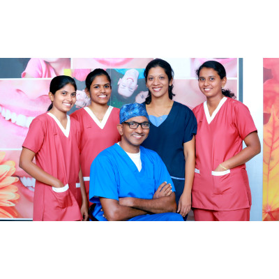 Reviews for dentist TOOTH TOWN DENTAL CLINIC in Coimbatore, Tamil Nadu, India