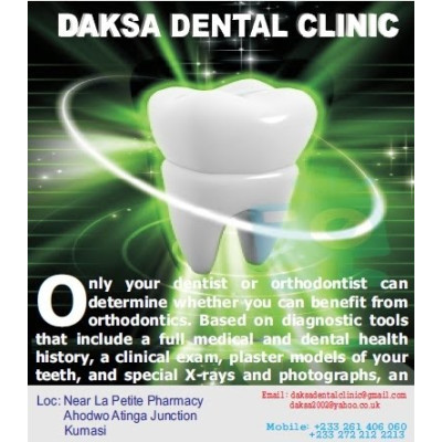 Reviews for dentist Dr. DrSabbah in Ghana