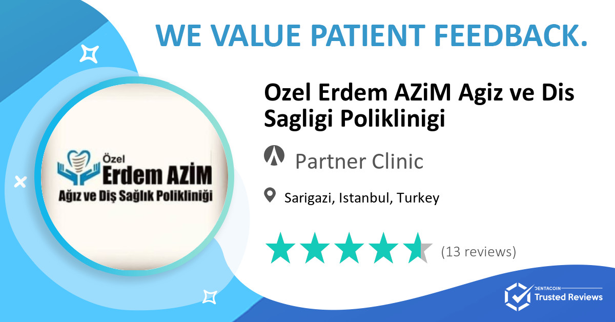 The doctor is already taking advantage of the tools Dentacoin developed to help clinics to reach more patients by having a dedicated profile up on Trusted Reviews.