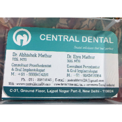 Reviews for dentist Central Dental Clinic in New Delhi, Delhi, India