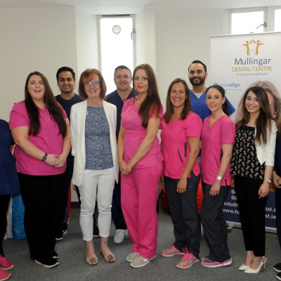 Reviews for dentist Anne O'Donnell in Mullingar, County Westmeath, Ireland